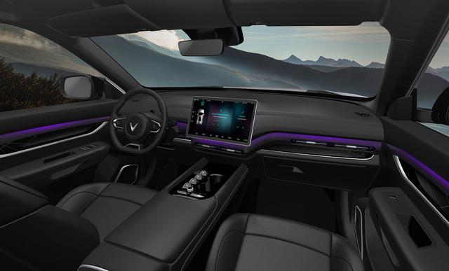 VinFast ra mắt 3 dòng ô tô điện tự lái – khẳng định tầm nhìn trở thành hãng xe điện thông minh toàn cầu-10