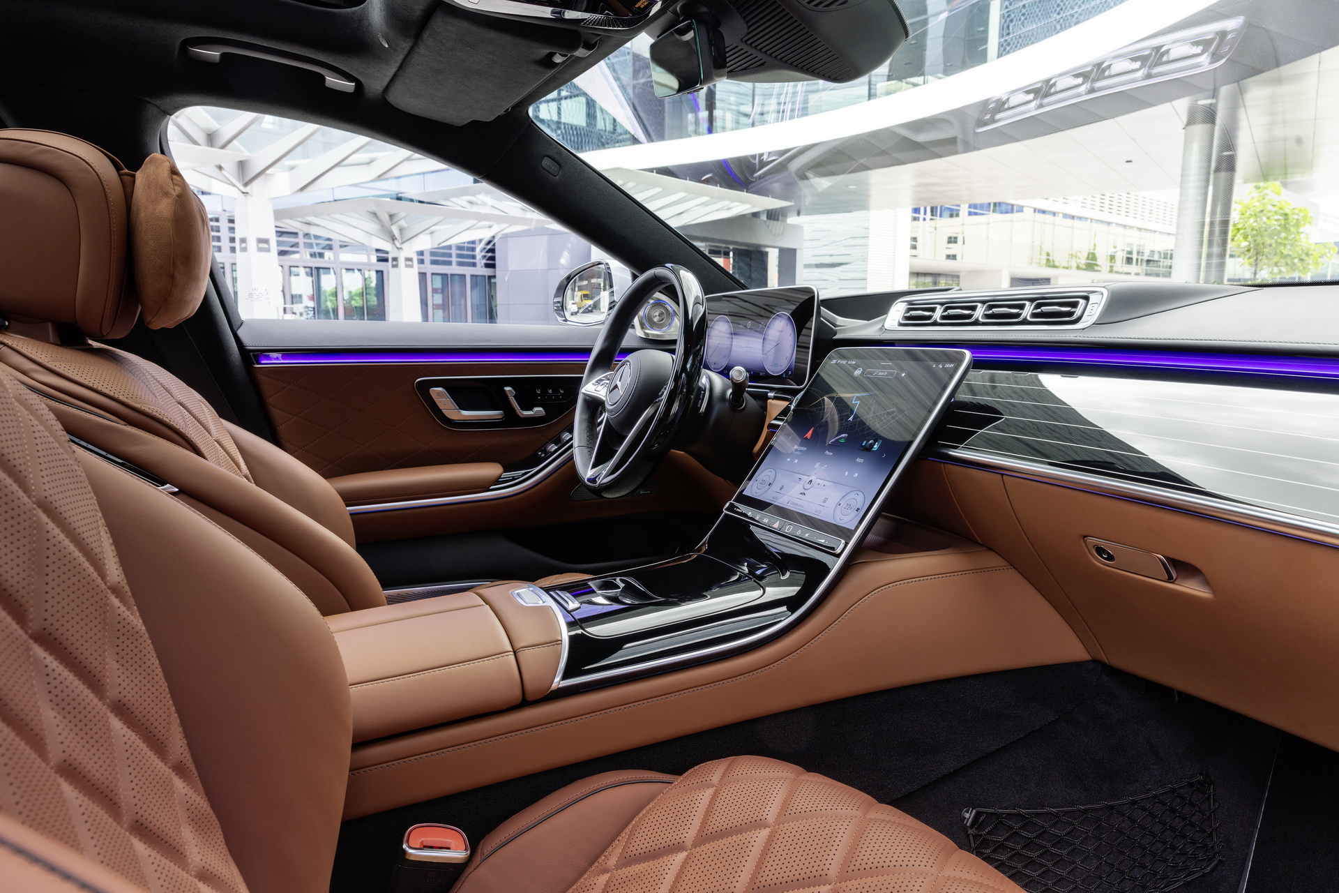 Mercedes-Benz gửi lời xin lỗi tới khách hàng vì phải triệu hồi S-Class thế hệ mới -4