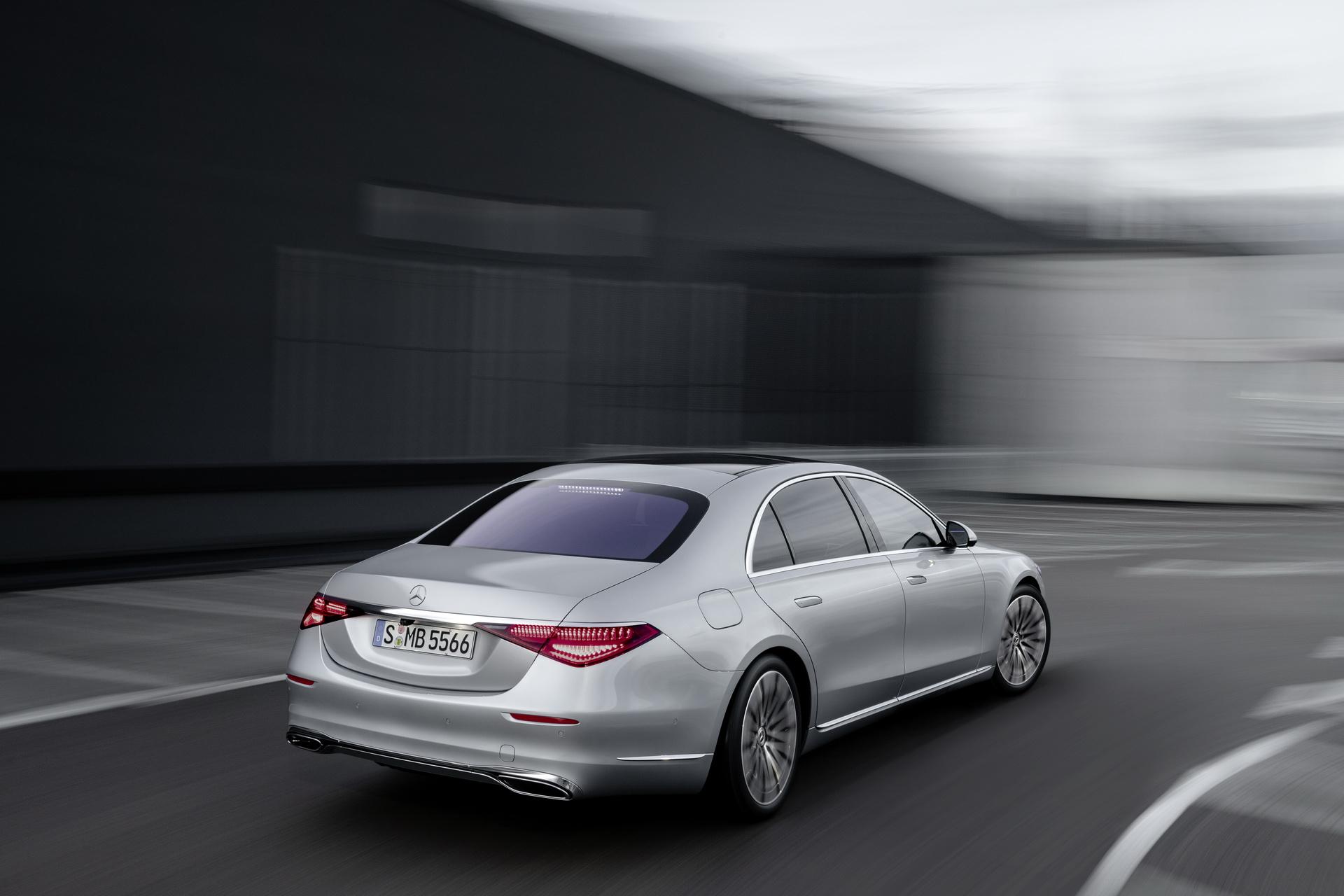 Mercedes-Benz gửi lời xin lỗi tới khách hàng vì phải triệu hồi S-Class thế hệ mới -2