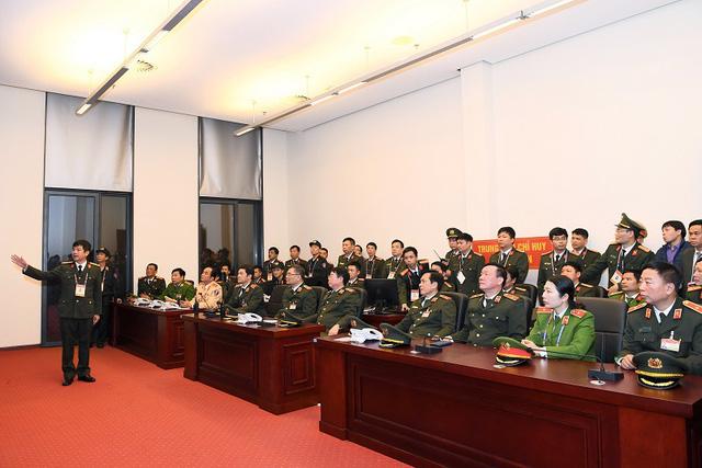 Các địa phương chuẩn bị tốt phương án, đảm bảo tuyệt đối an ninh, an toàn Đại hội XIII của Đảng-2