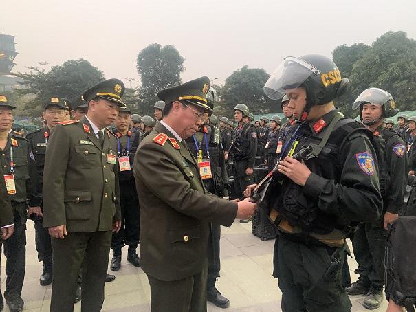Các địa phương chuẩn bị tốt phương án, đảm bảo tuyệt đối an ninh, an toàn Đại hội XIII của Đảng-1