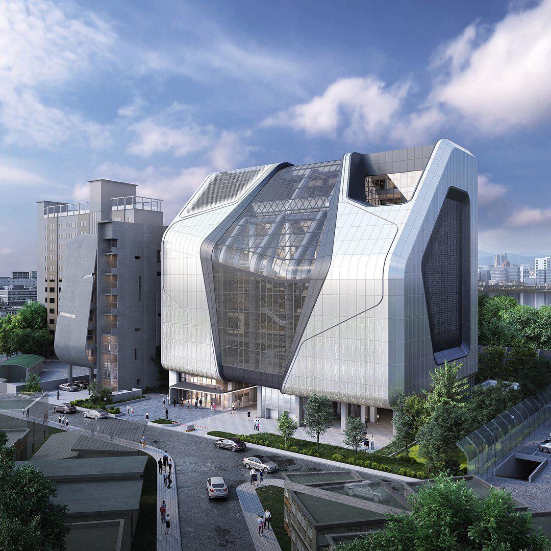Em trai BLACKPINK hé lộ trụ sở mới siêu sang của YG: Căng tin, phòng tập khổng lồ chưa sốc bằng hành lang đủ lớn để quay MV!-2