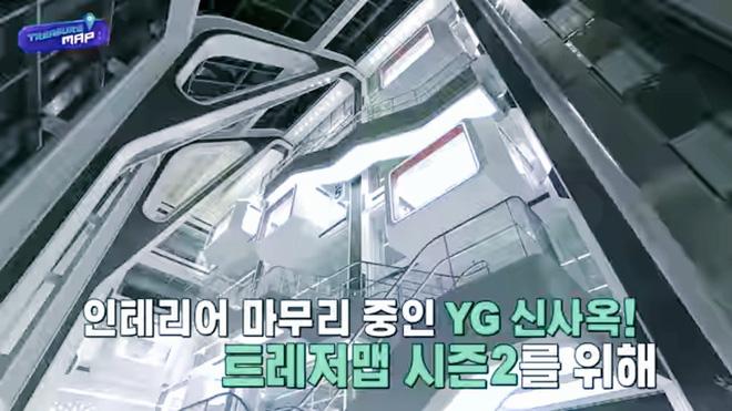 Em trai BLACKPINK hé lộ trụ sở mới siêu sang của YG: Căng tin, phòng tập khổng lồ chưa sốc bằng hành lang đủ lớn để quay MV!-30