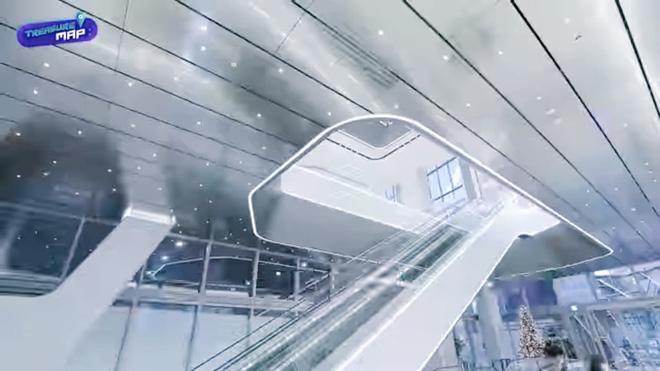 Em trai BLACKPINK hé lộ trụ sở mới siêu sang của YG: Căng tin, phòng tập khổng lồ chưa sốc bằng hành lang đủ lớn để quay MV!-32