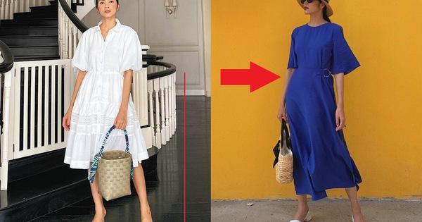 3 siêu bí kíp giúp Hà Tăng diện đủ kiểu váy vẫn không bao giờ bị dìm dáng, lúc nào cũng như cao 1m70