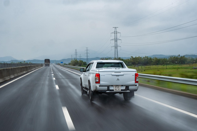 Hơn 3.500km cùng Mitsubishi Triton xuyên Việt: Hiểu ngay những điểm cộng/trừ khi dùng bán tải du lịch-2