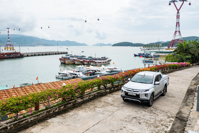 Hơn 3.500km cùng Mitsubishi Triton xuyên Việt: Hiểu ngay những điểm cộng/trừ khi dùng bán tải du lịch-15