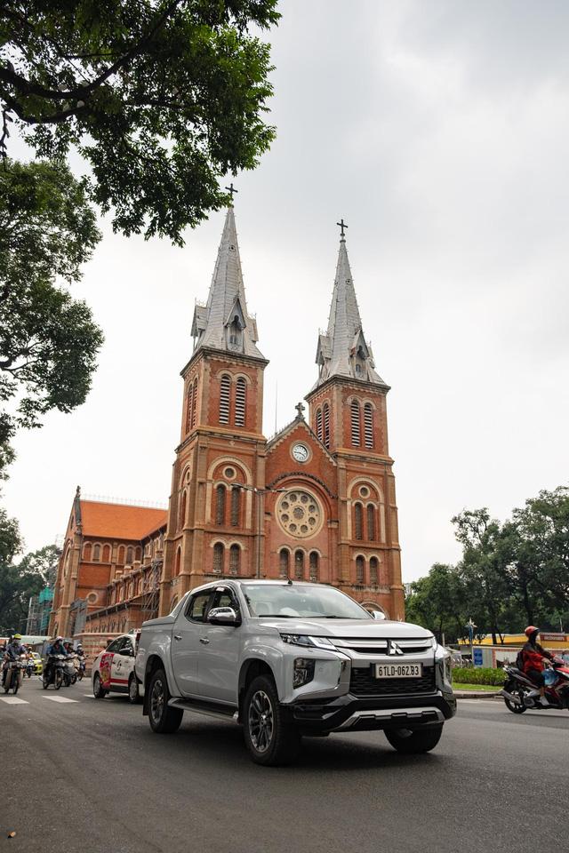 Hơn 3.500km cùng Mitsubishi Triton xuyên Việt: Hiểu ngay những điểm cộng/trừ khi dùng bán tải du lịch-20