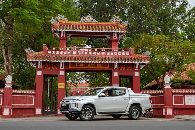 Hơn 3.500km cùng Mitsubishi Triton xuyên Việt: Hiểu ngay những điểm cộng/trừ khi dùng bán tải du lịch-4