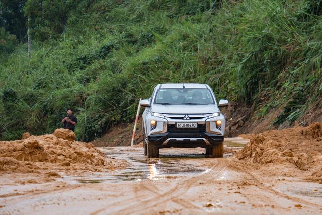 Hơn 3.500km cùng Mitsubishi Triton xuyên Việt: Hiểu ngay những điểm cộng/trừ khi dùng bán tải du lịch-9