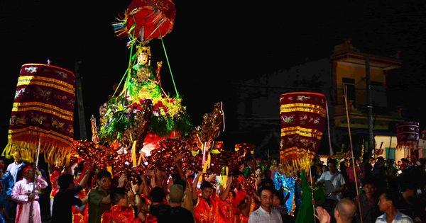 Lễ hội đền – chùa Linh Quang đón bằng Di sản văn hoá phi vật thể quốc gia
