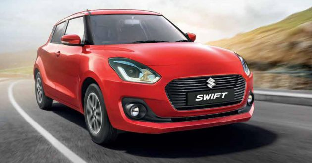 Suzuki Swift là mẫu xe bán chạy nhất Ấn Độ năm 2020 -1
