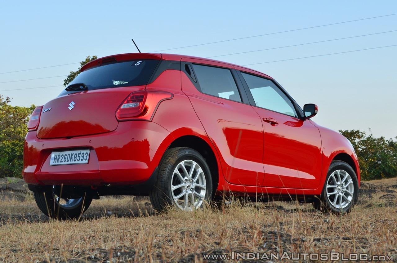Suzuki Swift là mẫu xe bán chạy nhất Ấn Độ năm 2020 -2