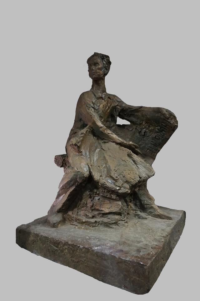36 tác phẩm trong triển lãm Mùa xuân đất nước: Mạch nối của nhiều thế hệ nghệ sĩ điêu khắc-1