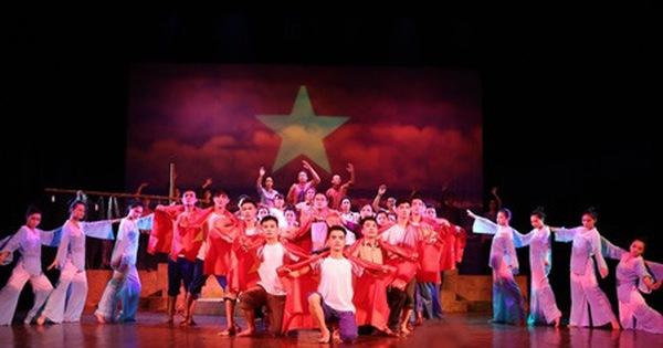 Nhiều chương trình nghệ thuật đặc sắc mừng Đảng, mừng xuân, mừng đất nước đổi mới