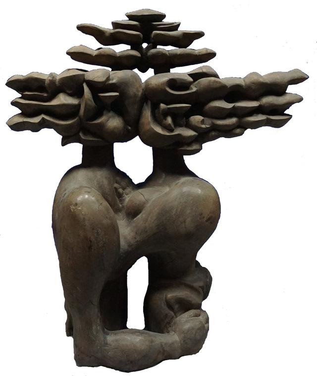 36 tác phẩm trong triển lãm Mùa xuân đất nước: Mạch nối của nhiều thế hệ nghệ sĩ điêu khắc-4