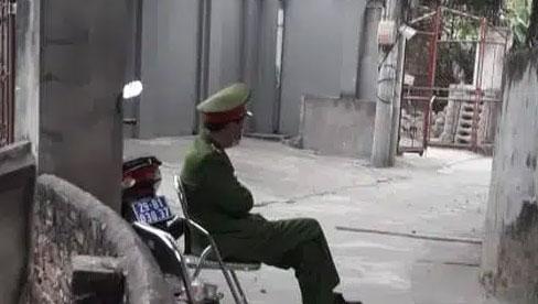 Hà Nội lập chốt chặn, cách ly nhà riêng của bác sĩ trở về từ Vân Đồn - Quảng Ninh