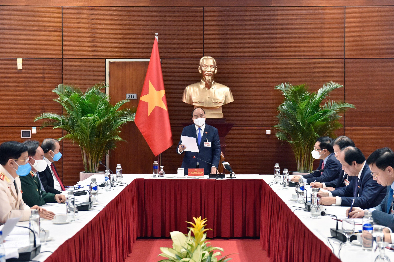 Thủ tướng: Không di chuyển người từ Hải Dương, Quảng Ninh ra ngoại tỉnh-1