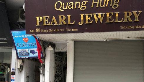 Hà Nội phong toả, chốt chặn một căn nhà ở phố Hàng Gai liên quan ca nghi nhiễm Covid-19