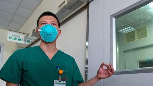 Bệnh nhân 1553 ở Quảng Ninh viêm phổi nặng