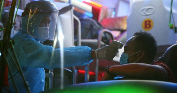 Quảng Bình: Có 47 người đi từ các vùng có dịch bệnh trở về