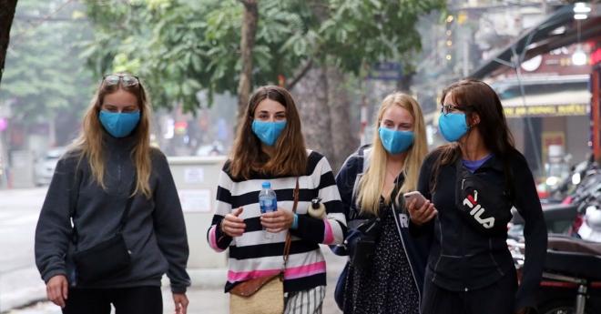 Hà Nội: xử lý nghiêm các trường hợp không tuân thủ việc đeo khẩu trang ở nơi công cộng-1