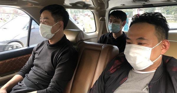Phát hiện ô tô chở 3 người Trung Quốc nhập cảnh trái phép