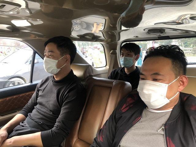 Phát hiện ô tô chở 3 người Trung Quốc nhập cảnh trái phép-2
