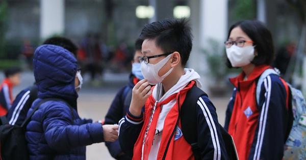 TP. Hồ Chí Minh cho học sinh nghỉ học để phòng dịch Covid-19