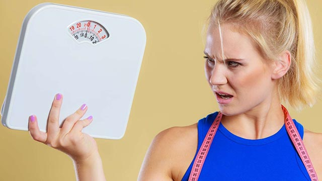 Sai lầm khiến bạn không thể giảm cân