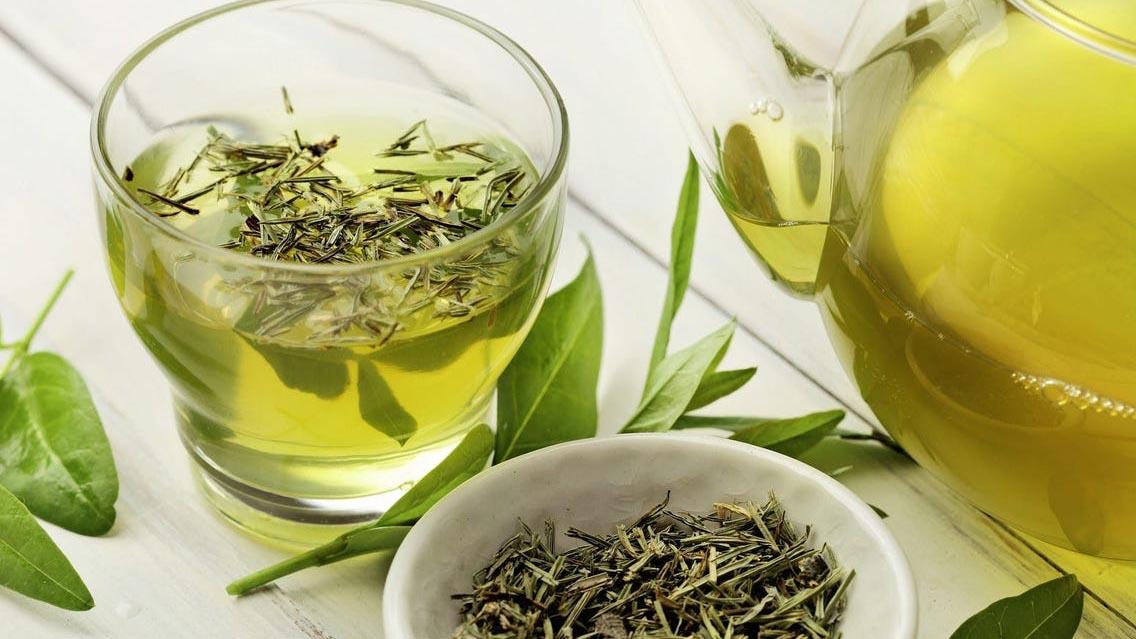 Lợi ích sức khỏe của trà xanh
