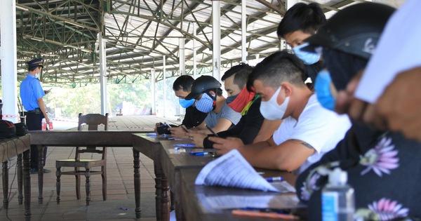 Công dân từ vùng có dịch trở về Thừa Thiên Huế sẽ được cách ly như thế nào?