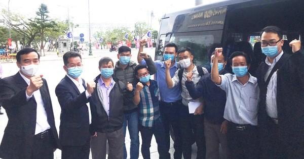 Đoàn y, bác sĩ Đà Nẵng lên đường chi viện cho Gia Lai truy vết, xử lý dịch Covid-19