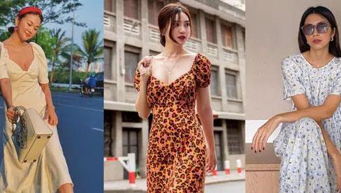 4 mẫu váy