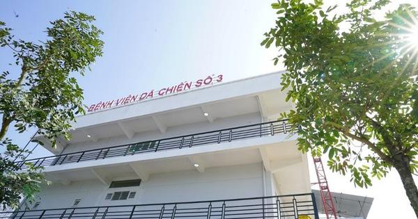 Sun Group chính thức bàn giao bệnh viện dã chiến số ba tại Hải Dương chiều 7/2