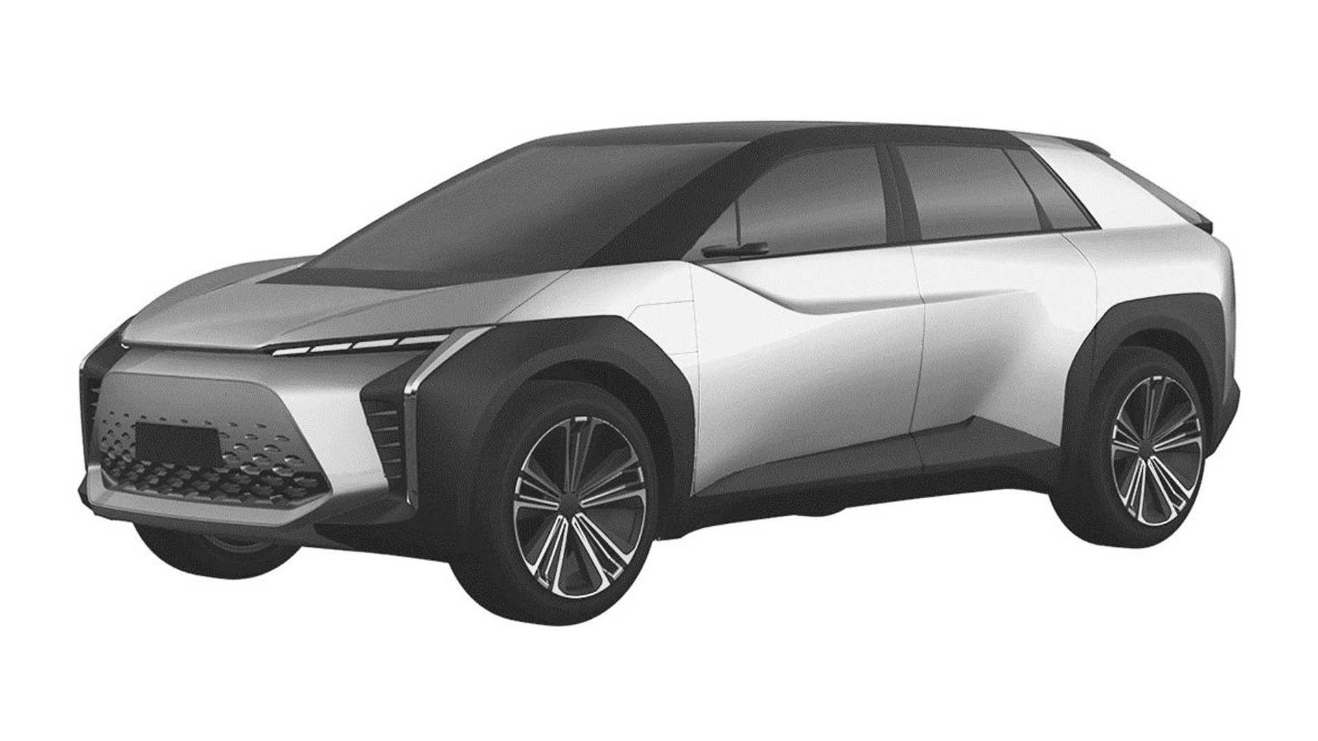 Cuối cùng cũng nhìn thấy xe điện của Toyota, dự kiến ra mắt 2 xe trong năm nay