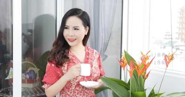 Ngắm ngôi nhà triệu đô của Nữ hoàng doanh nhân Kim Chi lung linh trong những ngày Tết