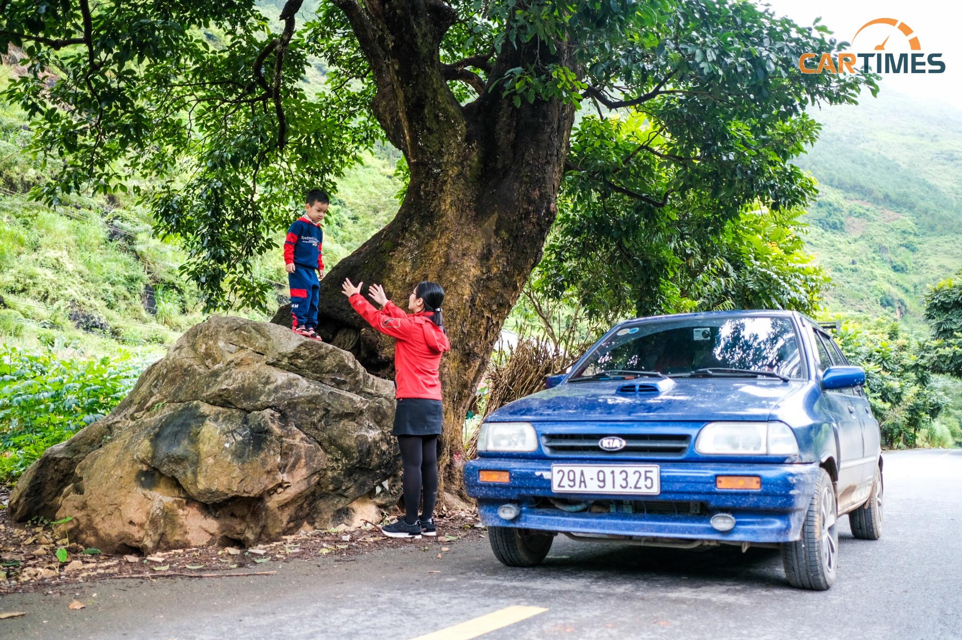 Chinh phục Hà Giang bằng xe