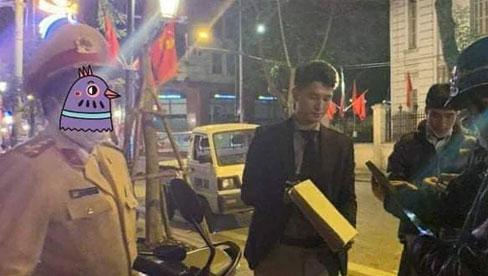 Biến căng giữa đêm: Huỳnh Anh bị tố mở cửa ô tô gây tai nạn nhưng