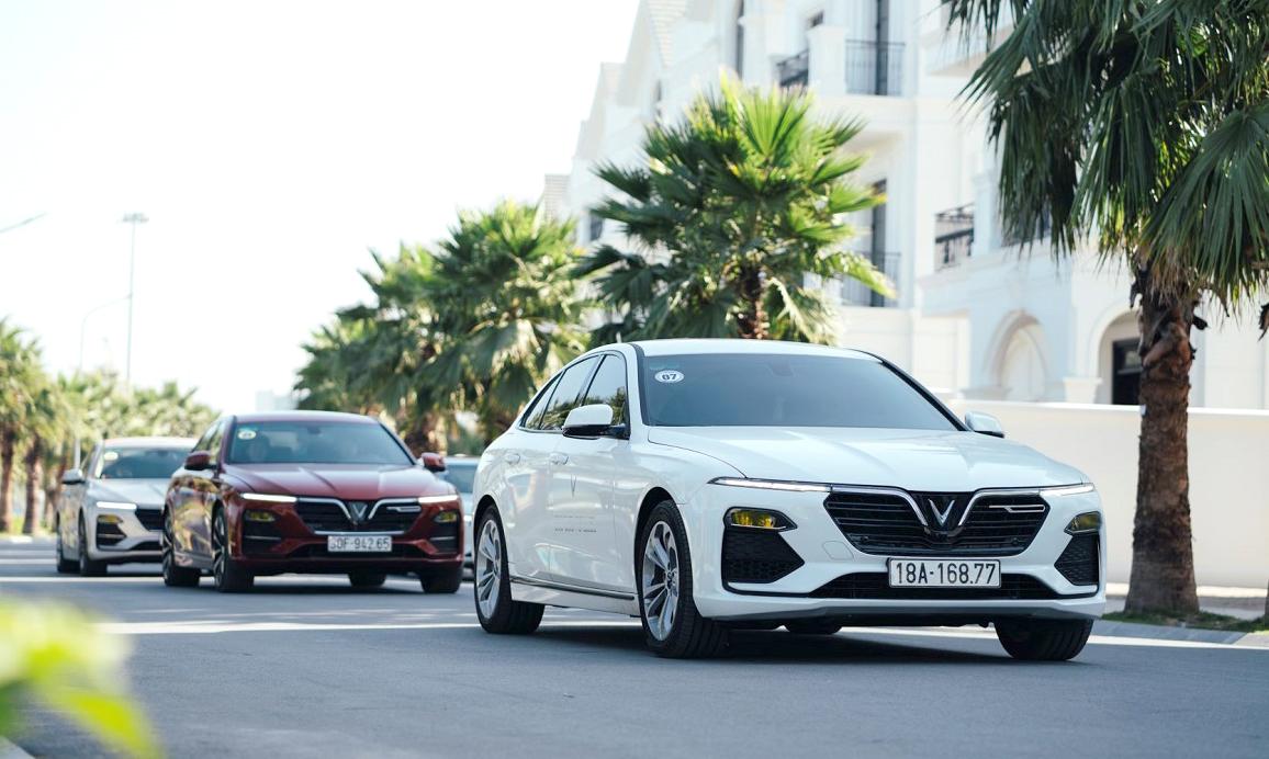 VinFast bán 2.800 xe tháng đầu năm 2021, Fadil giữ phong độ