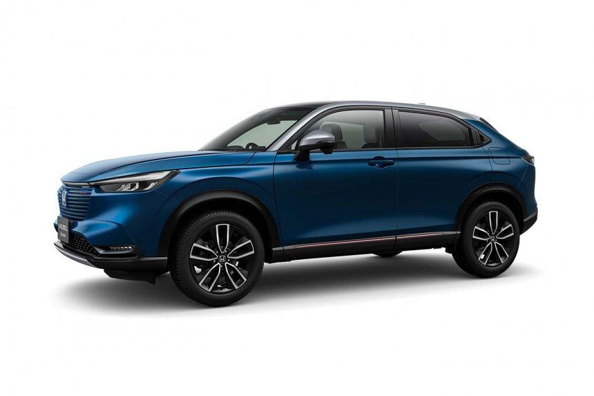 Honda HR-V 2022 ra mắt: lột xác về thiết kế và công nghệ