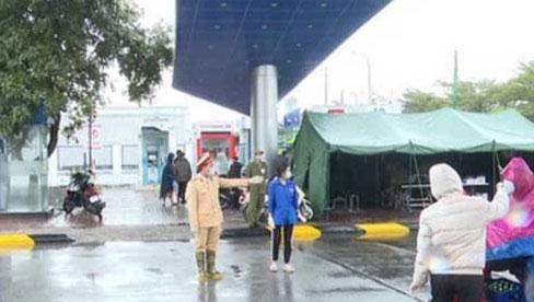 Giữa tâm dịch Covid-19, nữ giáo viên ở Hải Phòng về Hải Dương ăn Tết, khai gian dối đi Hà Nội