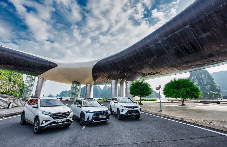 Vios và Corolla Cross đứng đầu bảng doanh số Toyota Việt Nam tháng 1/2021