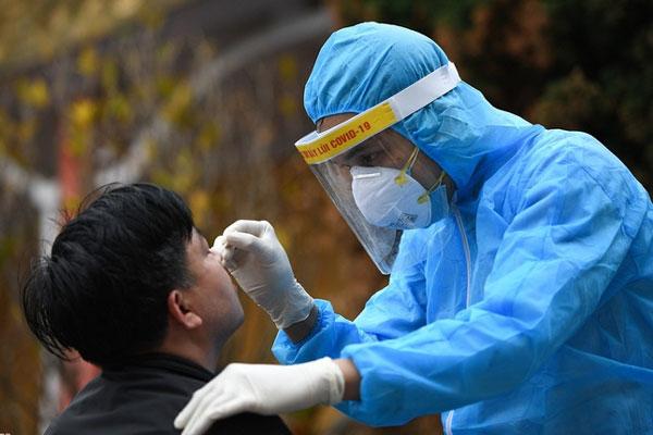 Ổ dịch mới ở Hải Dương ghi nhận thêm 2 người dương tính SARS-CoV-2-1