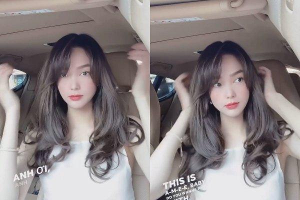 Chỉ thay đổi kiểu tóc, Minh Hằng hack tuổi từ 34 mà như nữ sinh 20-2
