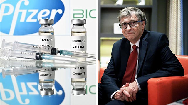 Bill Gates nói về vaccine Covid-19