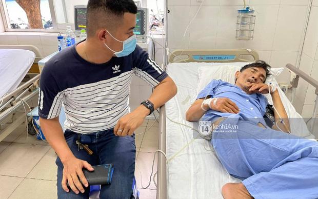 Nhân viên y tế cập nhật về tình trạng nguy kịch của diễn viên Thương Tín, bệnh viện tuyên bố hỗ trợ viện phí cho nam NS-1