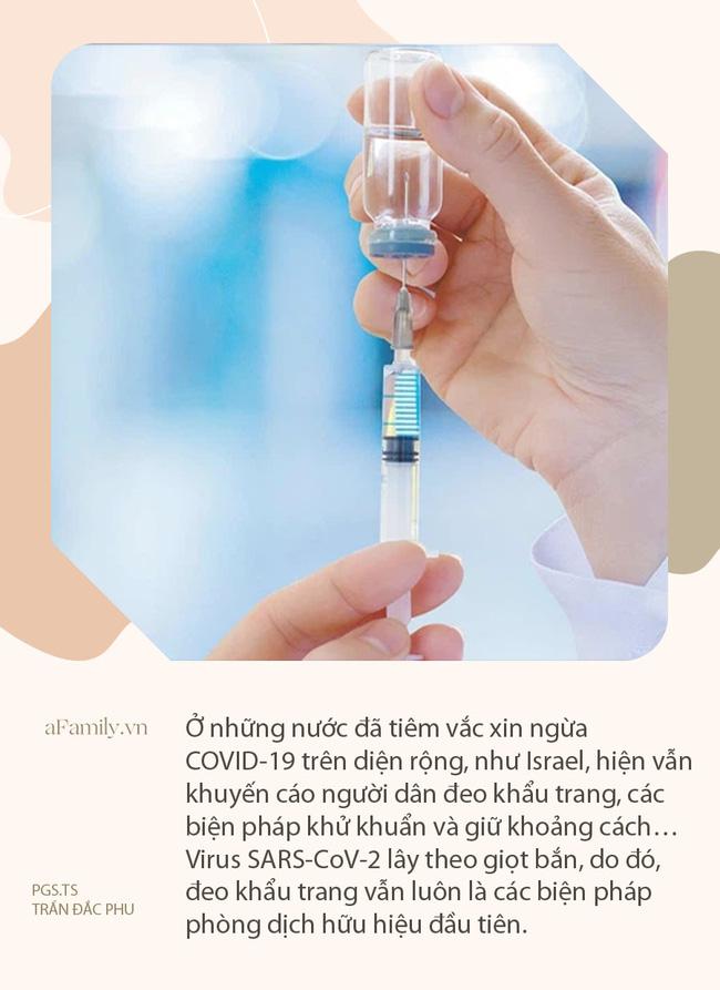 Tiêm phòng vắc-xin Covid-19: Chuyên gia giải đáp một số băn khoăn của người dân trước khi tiêm-4