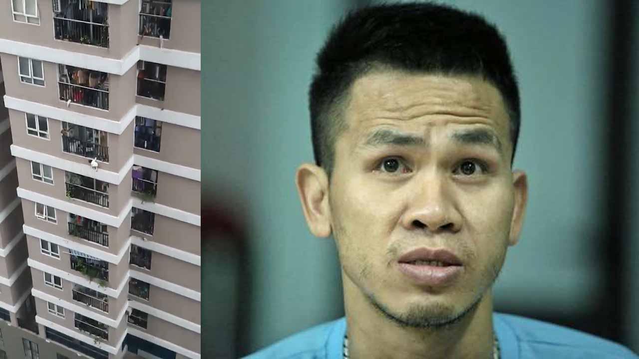 Anh Nguyễn Ngọc Mạnh chia sẻ về lực rơi của cháu bé từ tầng 12A