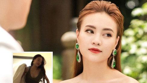 Nghi vấn Ninh Dương Lan Ngọc lộ clip giường chiếu trên trang web đen